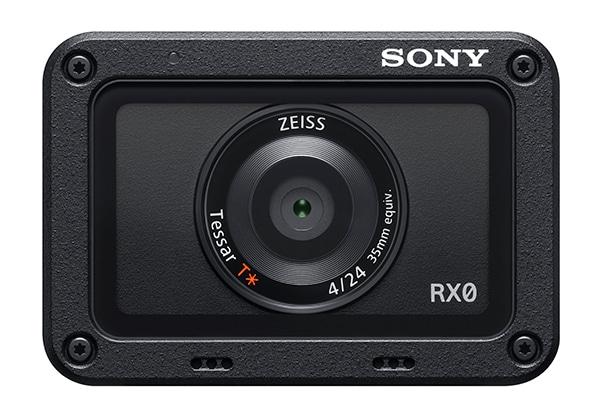La compañía nipona ha presentado su nueva cámara de acción DSC-RX0, una revolución dentro del mercado de cámaras de acción.
